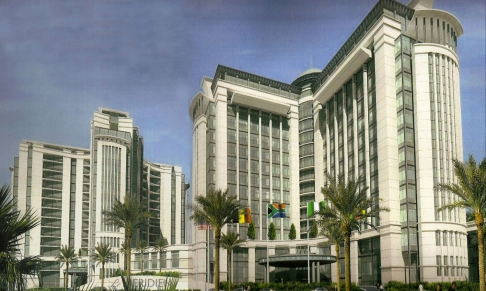 """Le meridien ikoyi grand towers."""